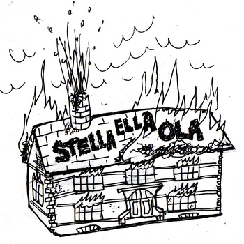 Stella Ella Ola Burning Schoolhouse