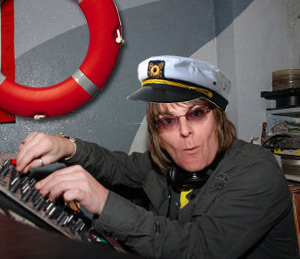 Captain Andy Rourke